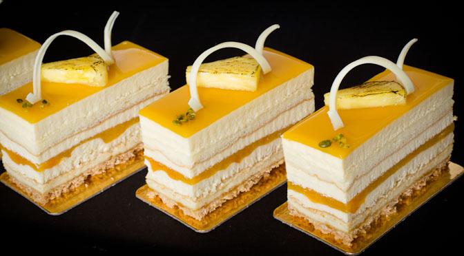 Tropical Cheese Cake