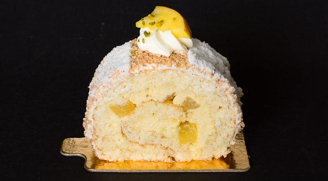 Tropical Roll Cake